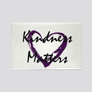 Kindness Matters Rectangle Magnet