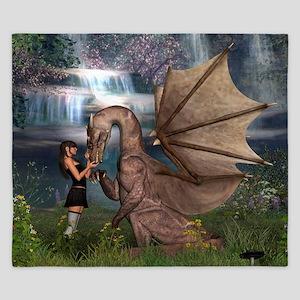 Dragon Love King Duvet