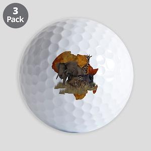Safari Golf Balls