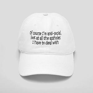 Anit-Social Cap