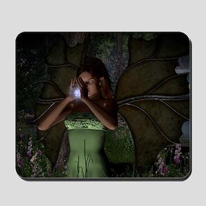 Fairy Spell Mousepad
