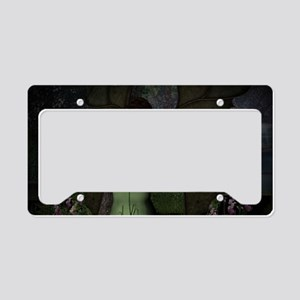 Fairy Spell License Plate Holder