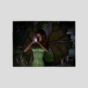 Fairy Spell 5'x7'Area Rug