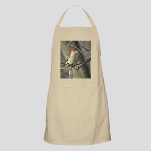 Red-bellied Woodpecker Apron
