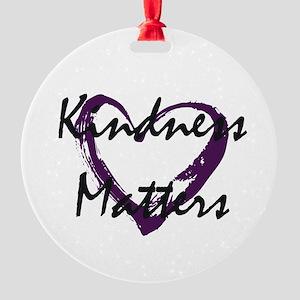 Kindness Matters Ornament