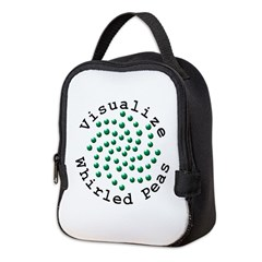 Visualize Whirled Peas 2 Neoprene Lunch Bag