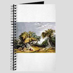The garden of Gethsemane - 1846 Journal