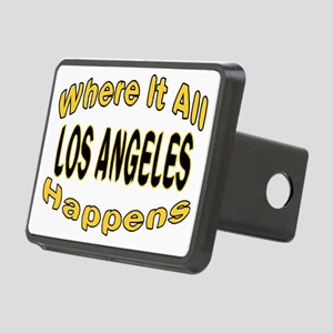 It All Happens Rectangular Hitch Cover