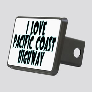 Pacific Coast Highway Rectangular Hitch Cover