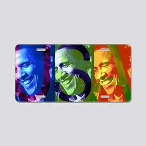 Obama USA Aluminum License Plate