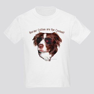 """Border Collie Cool"" Kids T-Shirt"