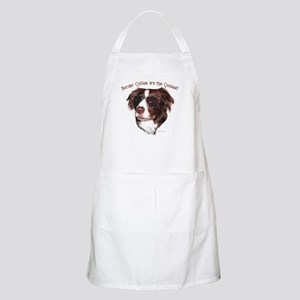 """Border Collie Cool"" BBQ Apron"