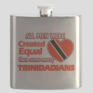 Trinidadian Wife Designs Flask