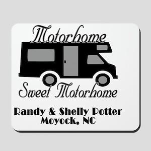 Custom Motorhome Sweet Motorhome Mousepad