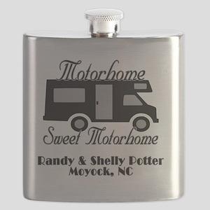 Custom Motorhome Sweet Motorhome Flask