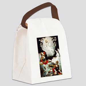 The resurrection - 1907 Canvas Lunch Bag