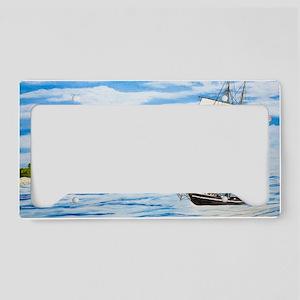 #59 11x17 License Plate Holder