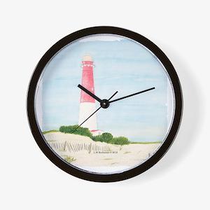#8 square w edge Wall Clock