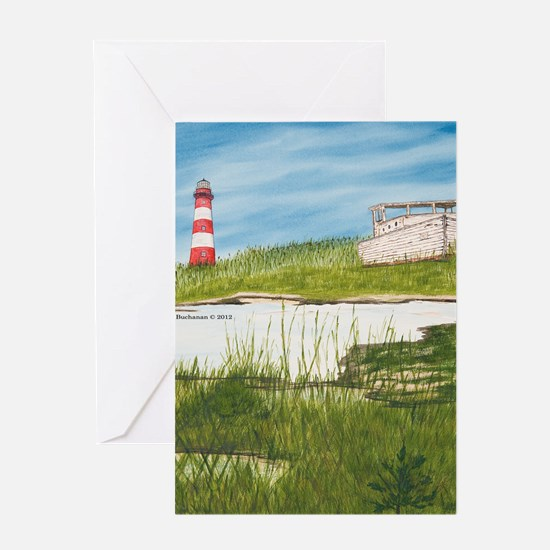 #21 Mouse Pad Greeting Card