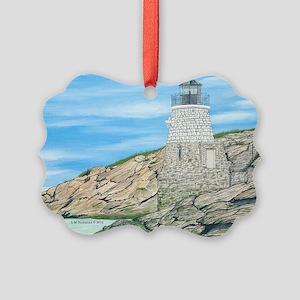 #35 11x17 Picture Ornament