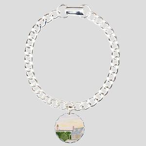 #27 Mouse Pad Charm Bracelet, One Charm