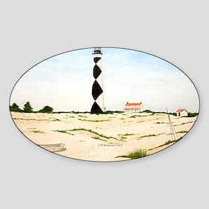 #58 11x17 Sticker (Oval)