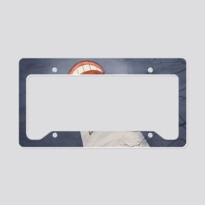 #29 11x17 License Plate Holder