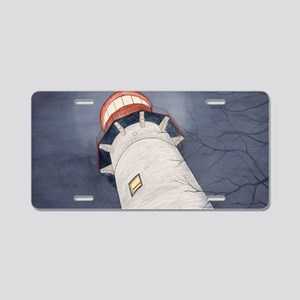 #29 Laptop Aluminum License Plate