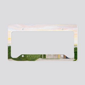 #27 Laptop License Plate Holder