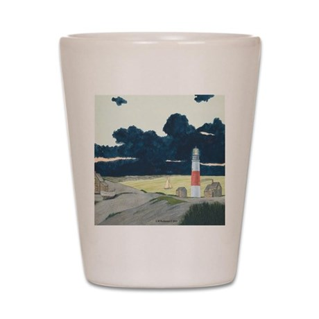 #39 Mouse Pad Shot Glass
