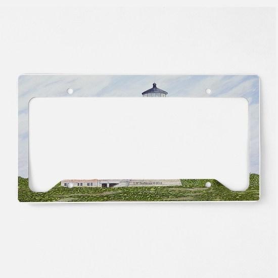 #50 11x17 License Plate Holder