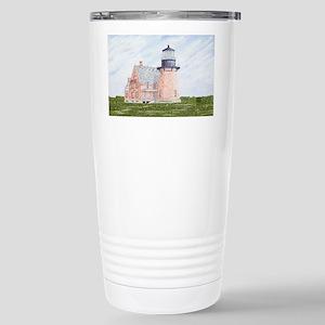 #50 11x17 Stainless Steel Travel Mug