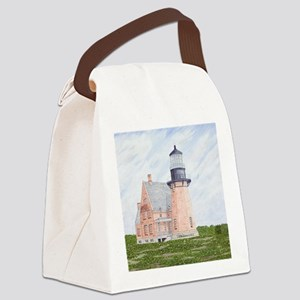 #50 Mouse Pad Canvas Lunch Bag
