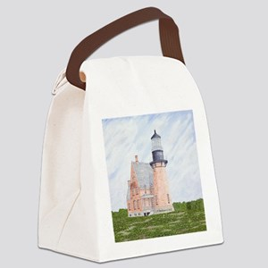 #50 square Canvas Lunch Bag