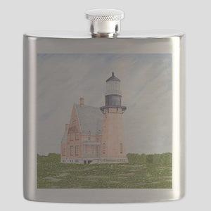 #50 square Flask