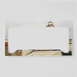#57 11x17 License Plate Holder