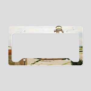 #57 Laptop License Plate Holder