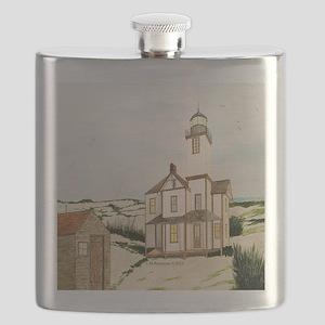 #57 square Flask