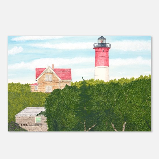 #26 Mouse Pad Postcards (Package of 8)