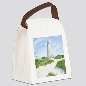 #11 Mouse Pad Canvas Lunch Bag