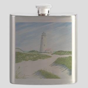 #11 square Flask