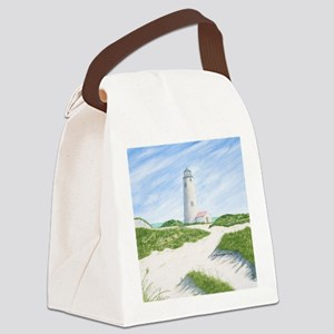 #11 square Canvas Lunch Bag