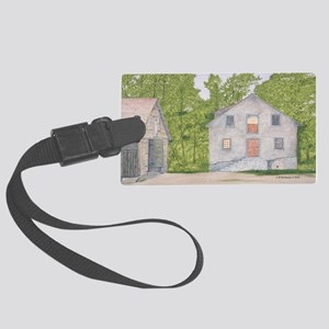 #14 11x17 Large Luggage Tag