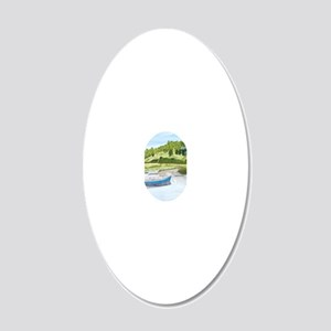 #13 ORN O copy 20x12 Oval Wall Decal