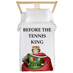tennis Twin Duvet Cover