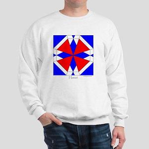 Hawaii square Sweatshirt
