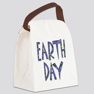 Earth Day 2008 Canvas Lunch Bag