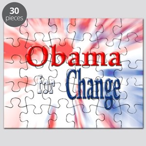 Obama for Change Puzzle