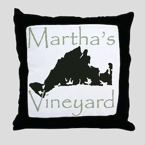marthasvineyard Throw Pillow