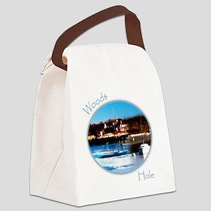 woodshole1 Canvas Lunch Bag